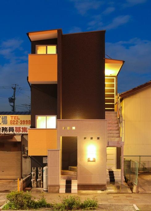 投資アパート Harmonious Terrace0