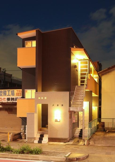 投資アパート Harmonious Terrace1