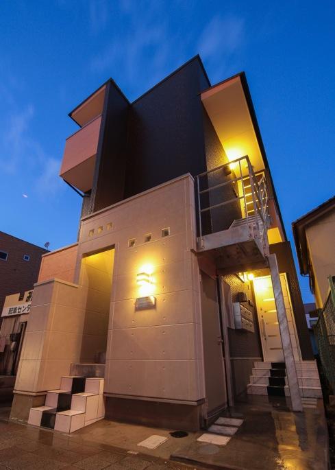 投資アパート Harmonious Terrace2
