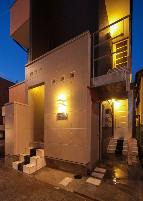 投資アパート Harmonious Terrace3