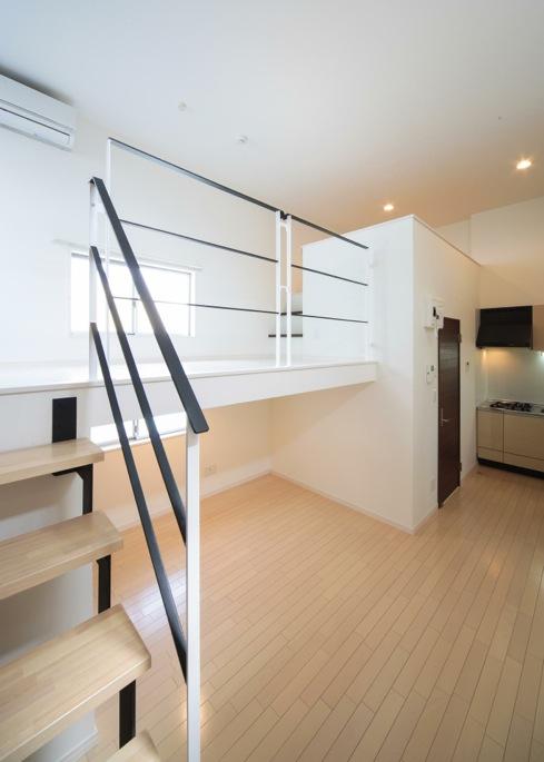 投資アパート Harmonious Terrace19