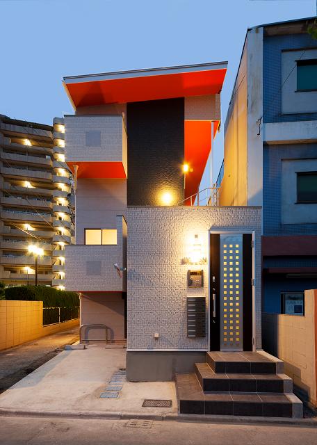 投資アパート i MezoN1