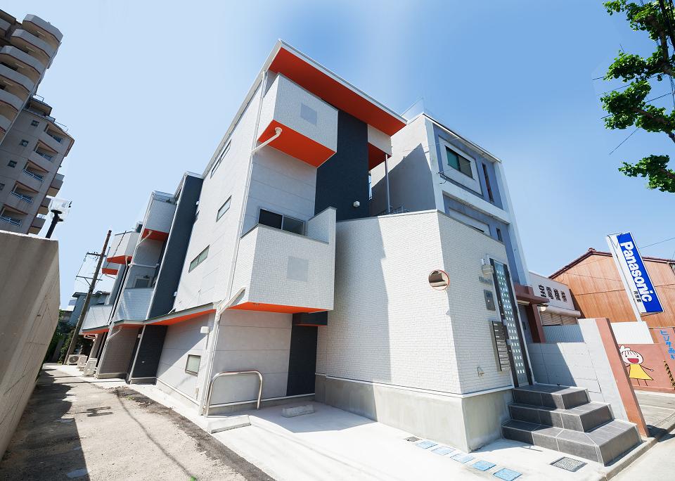 投資アパート i MezoN4