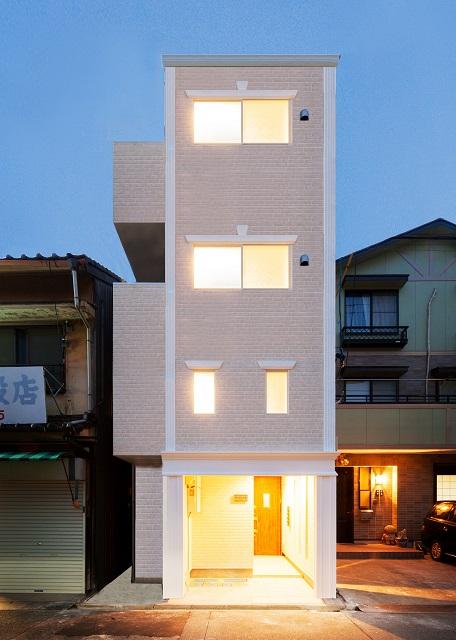投資アパート Escalier名駅1
