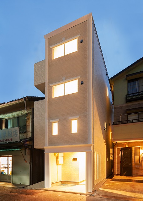 投資アパート Escalier名駅3