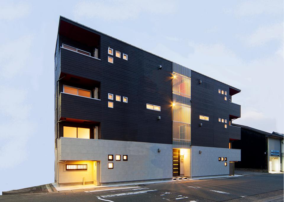 投資アパート Soleil-l3