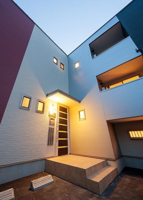 投資アパート flat shiva3