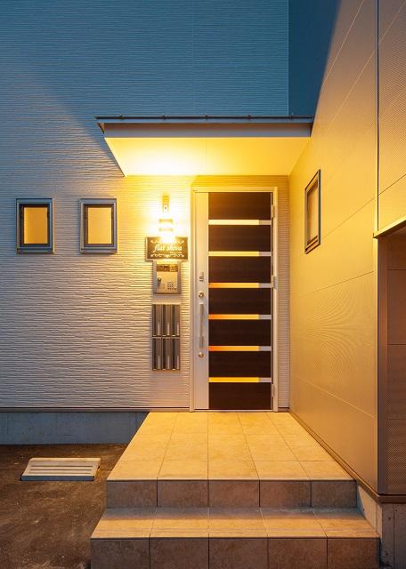 投資アパート flat shiva5