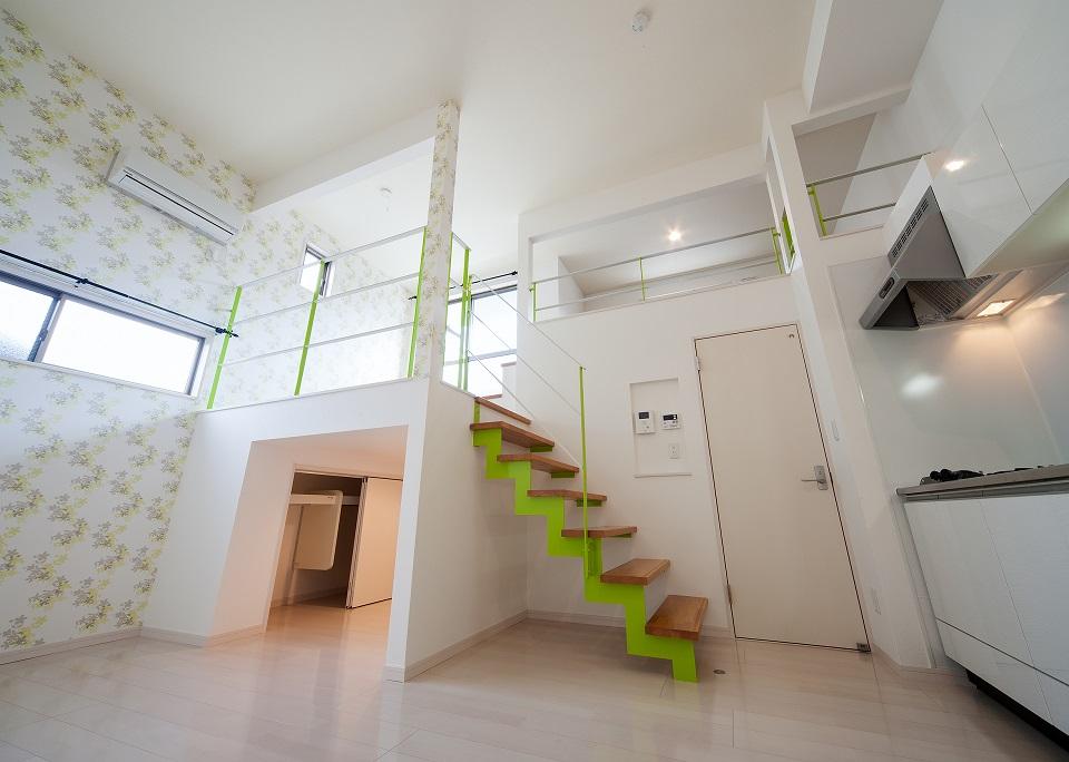 投資アパート flat shiva6