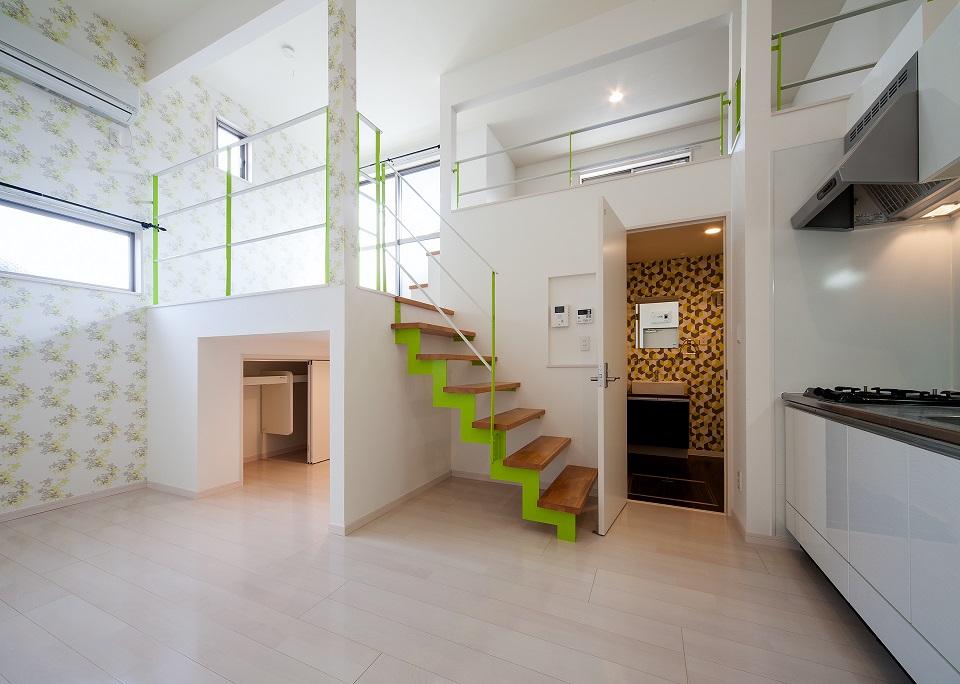投資アパート flat shiva7