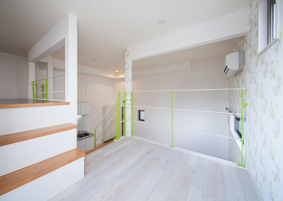 投資アパート flat shiva8
