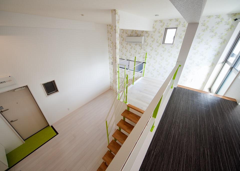 投資アパート flat shiva9