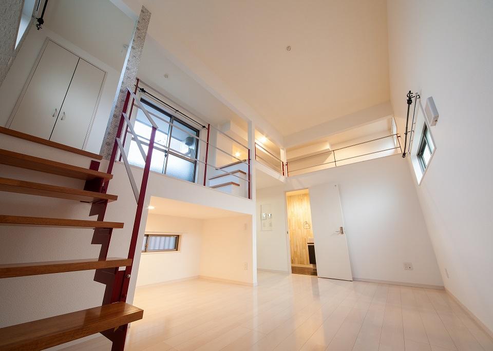 投資アパート flat shiva16