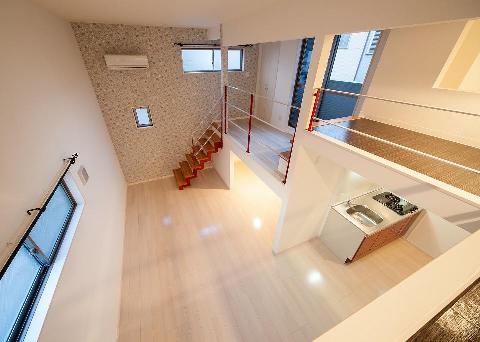 投資アパート flat shiva18