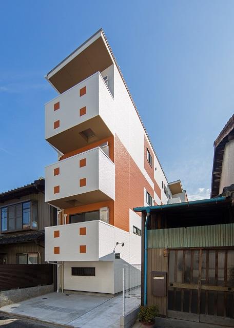 投資アパート PRIMAVERA  WEST2