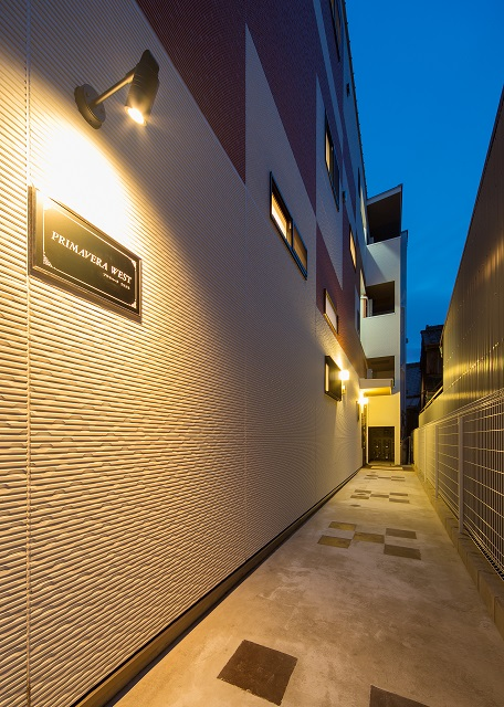 投資アパート PRIMAVERA  WEST5