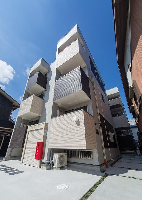 投資アパート Solid名駅南4