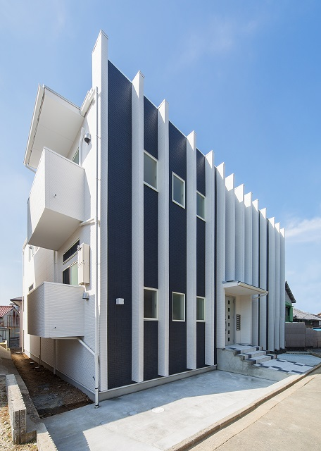 投資アパート Gradito2