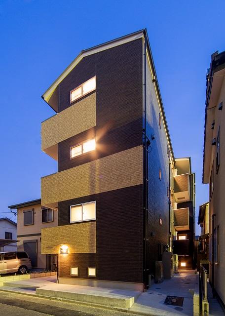 投資アパート Lugar bonito5