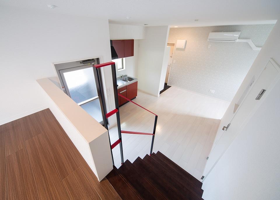 投資アパート Lugar bonito18