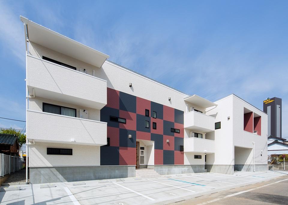 投資アパート Lapis nouveau K、Q0