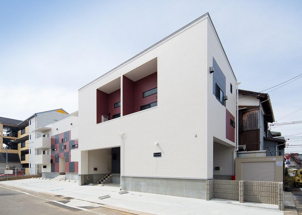投資アパート Lapis nouveau K、Q2