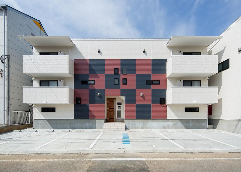投資アパート Lapis nouveau K、Q4