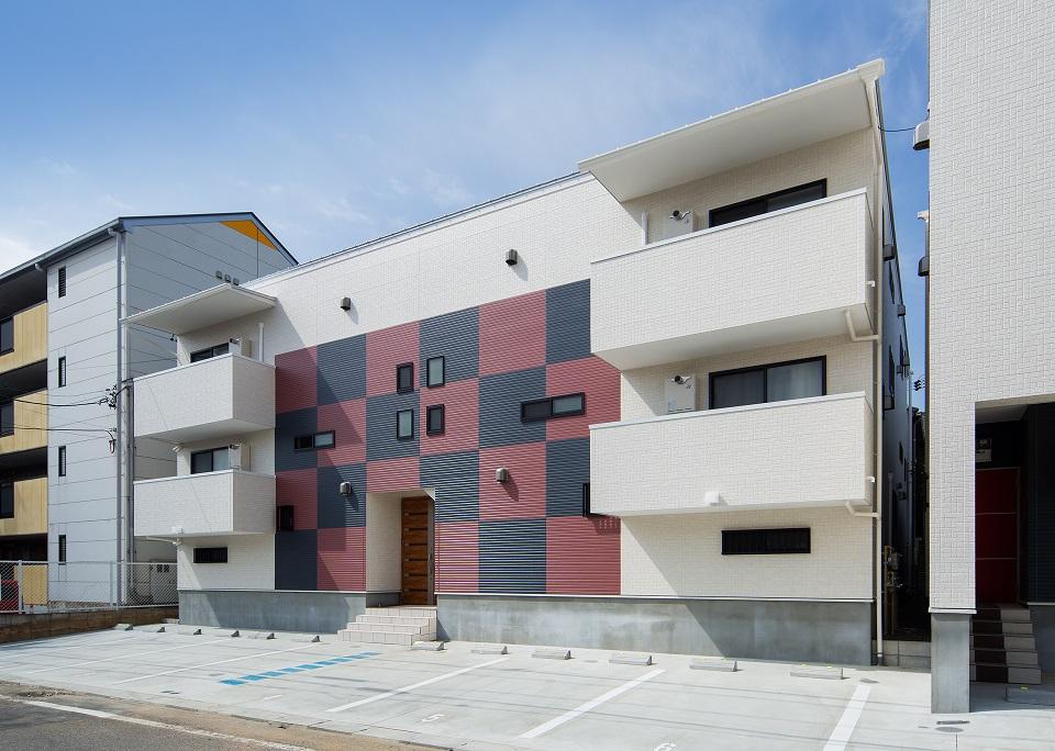 投資アパート Lapis nouveau K、Q6