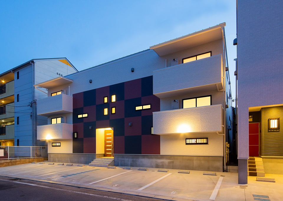 投資アパート Lapis nouveau K、Q7