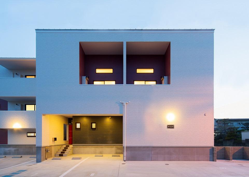 投資アパート Lapis nouveau K、Q9