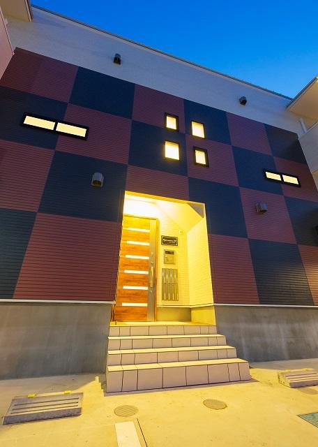 投資アパート Lapis nouveau K、Q11