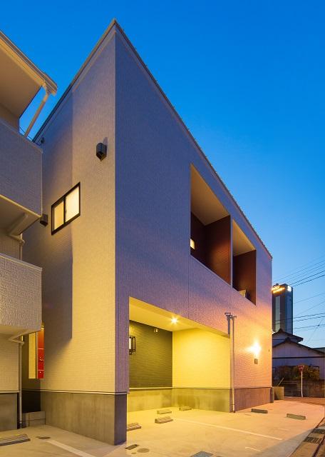 投資アパート Lapis nouveau K、Q13