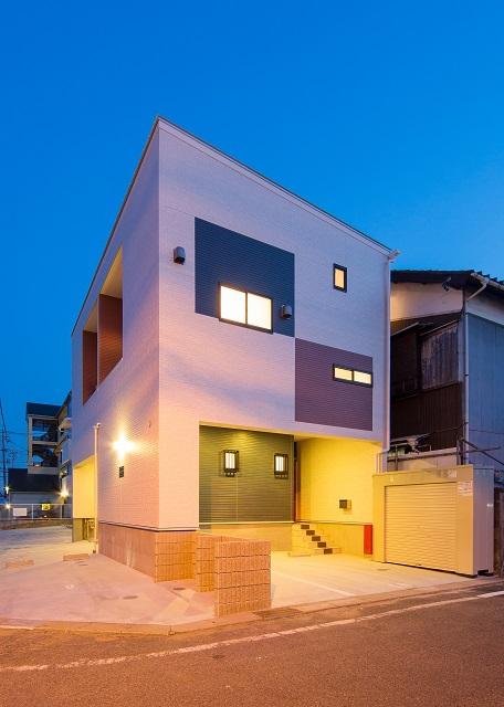 投資アパート Lapis nouveau K、Q16