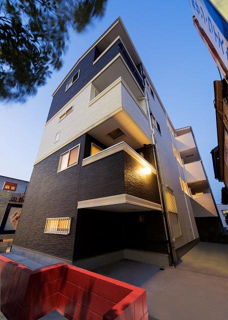 投資アパート LIBERTA3