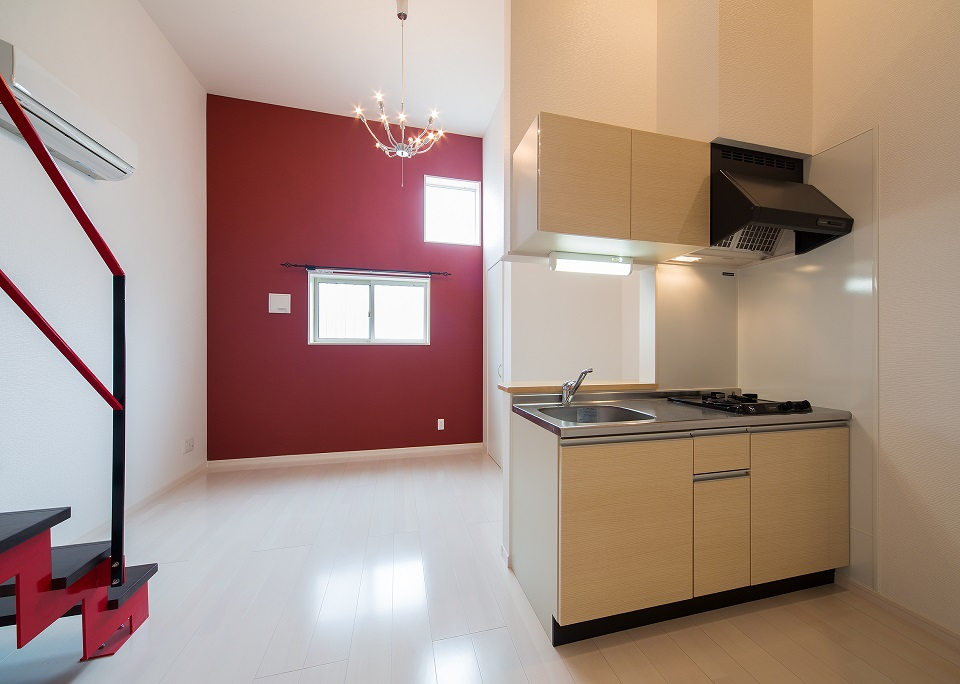 投資アパート LIBERTA12