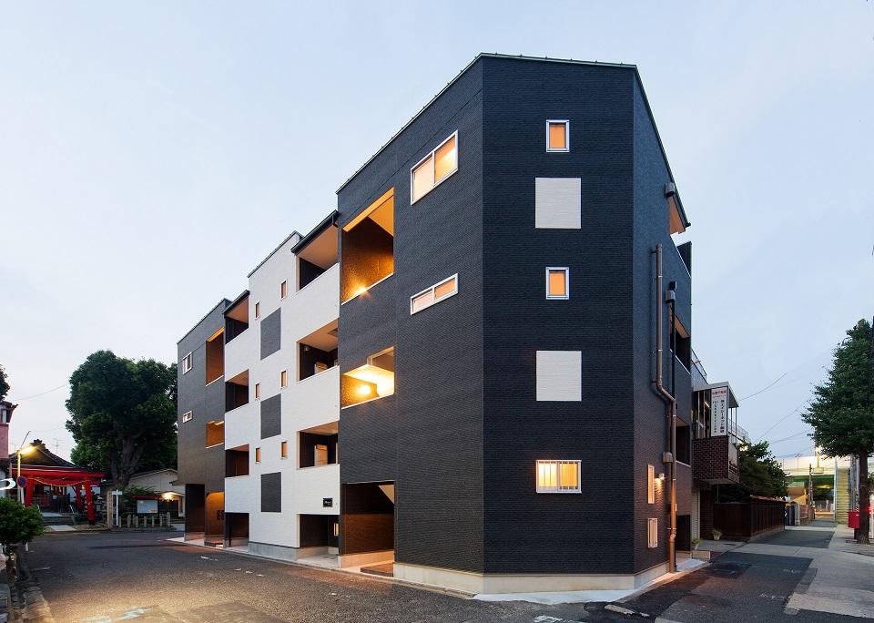 投資アパート MercureⅡ1