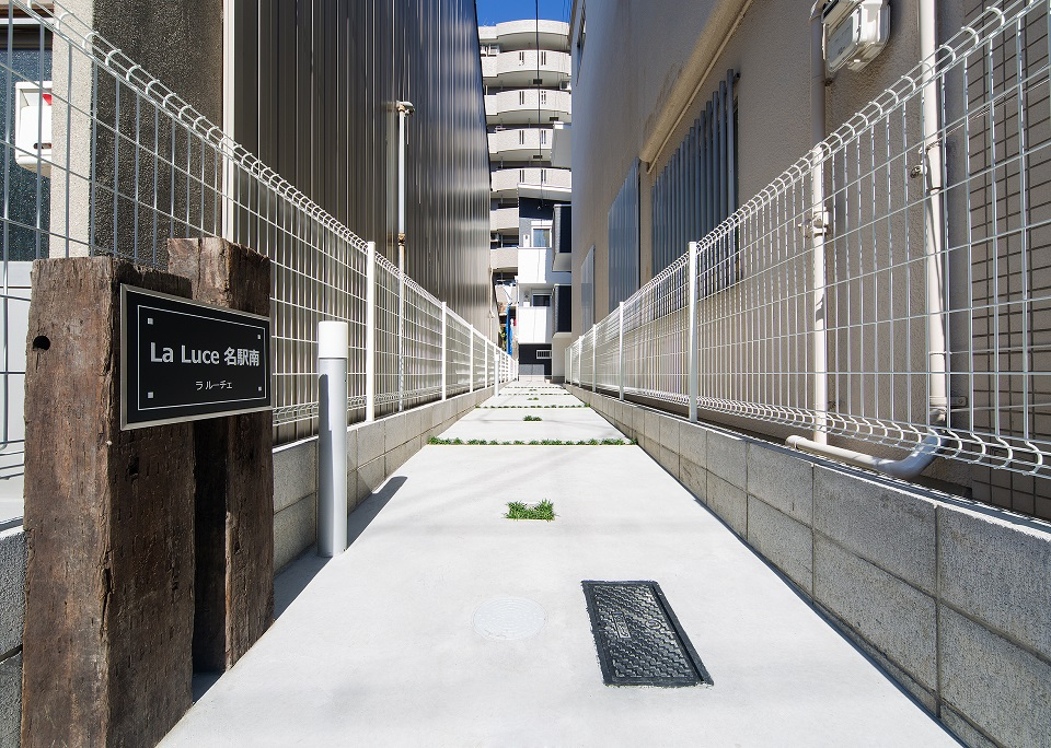 投資アパート 【名古屋】 La Luce名駅南6