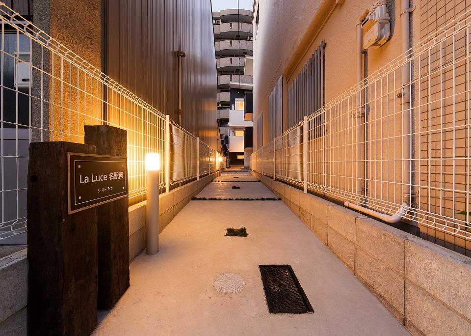 投資アパート 【名古屋】 La Luce名駅南7