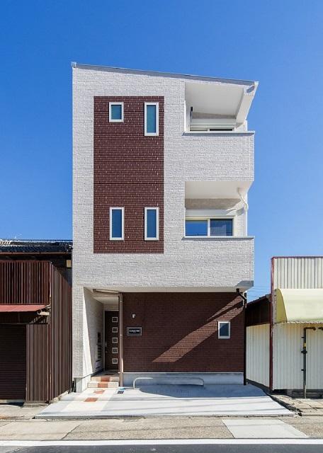 投資アパート FERIO中村1
