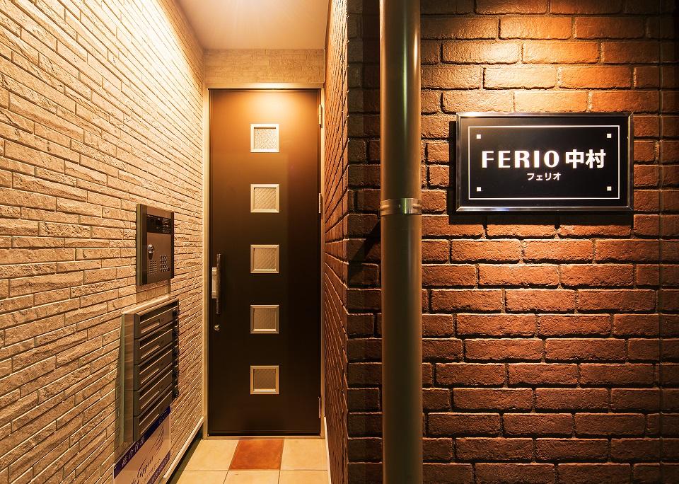 投資アパート FERIO中村4