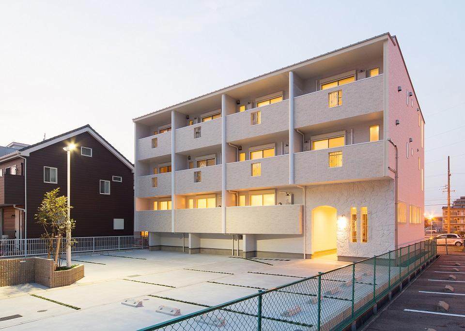 投資アパート Kuroe3