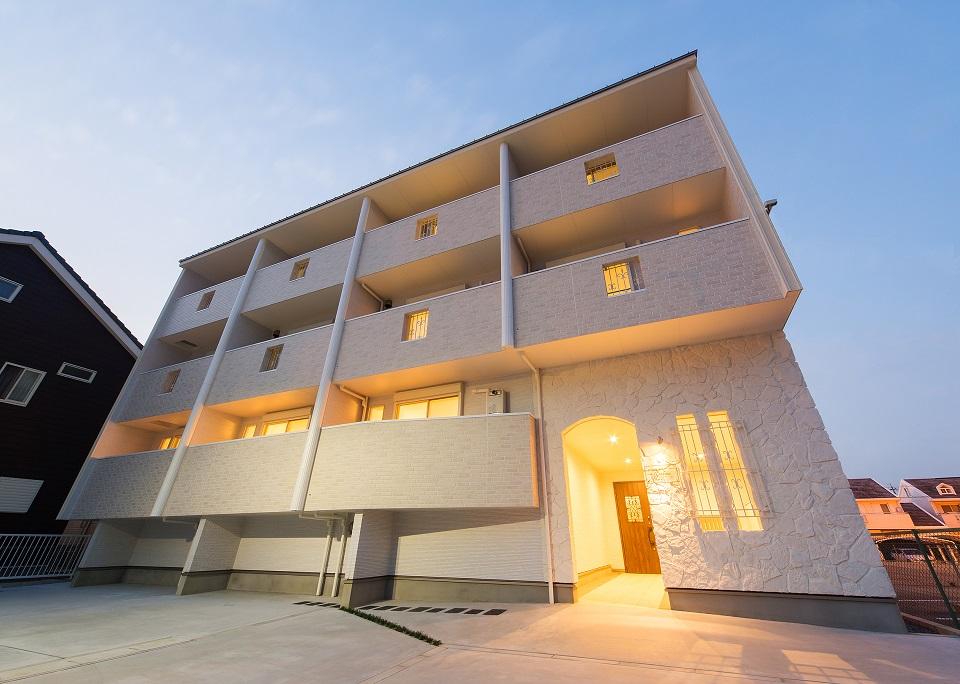 投資アパート Kuroe5