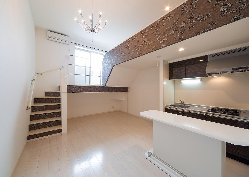 投資アパート Kuroe9