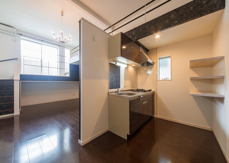 投資アパート Kuroe15