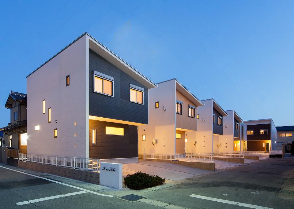 投資アパート Rosso Hills1