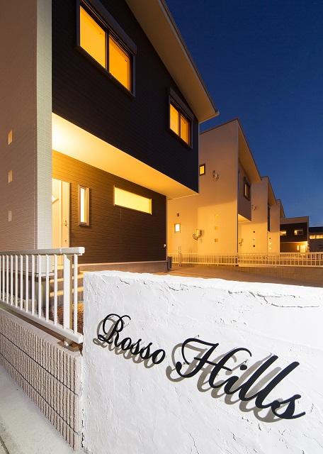 投資アパート Rosso Hills9