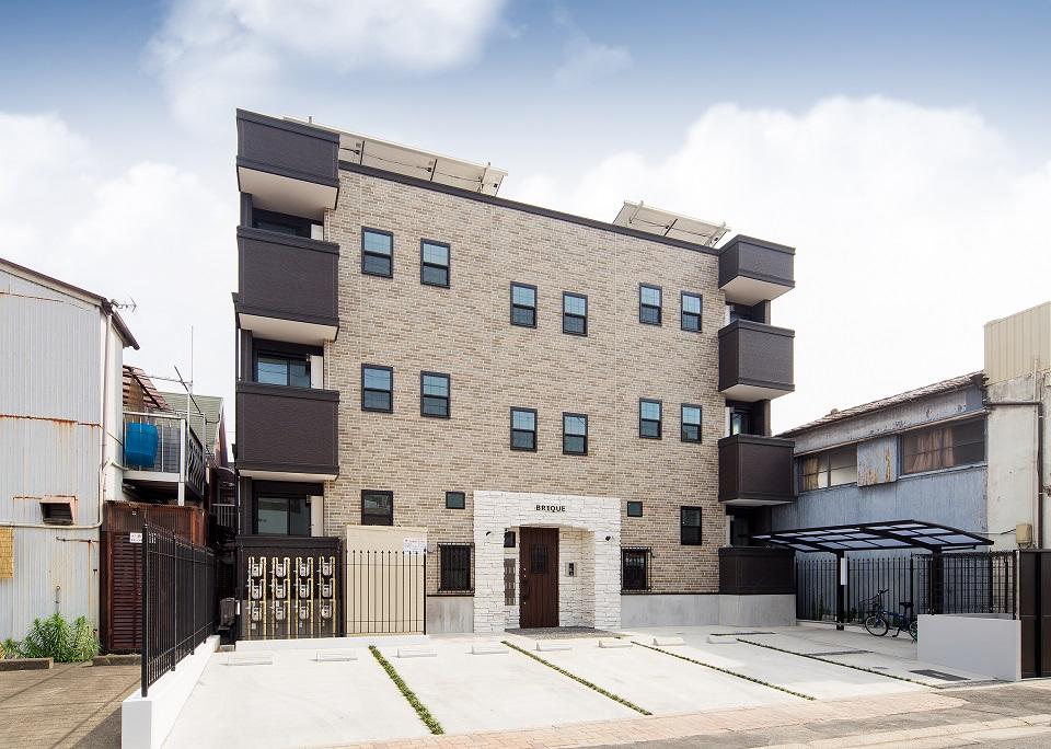 投資アパート BRIQUE2