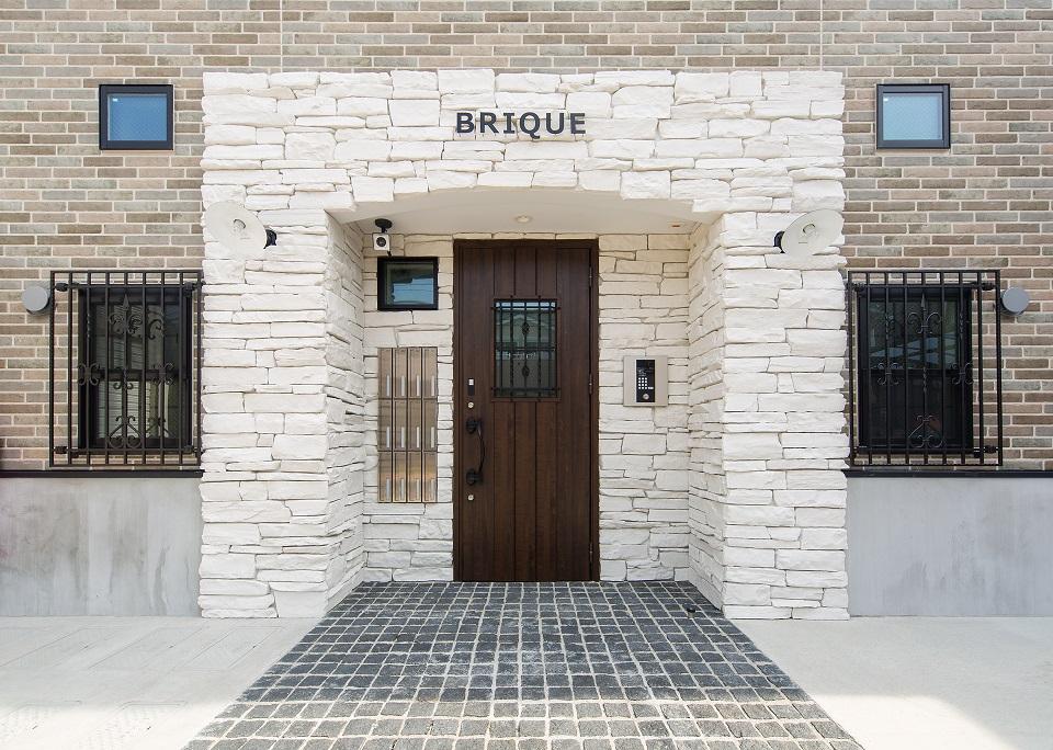 投資アパート BRIQUE6