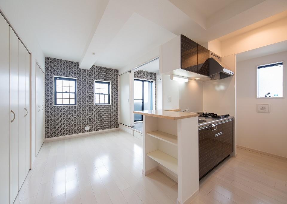 投資アパート BRIQUE17