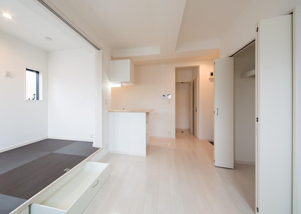 投資アパート BRIQUE18